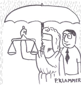marty y la justicia con paraguas y lluvia 002