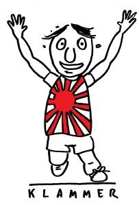 runner - japan
